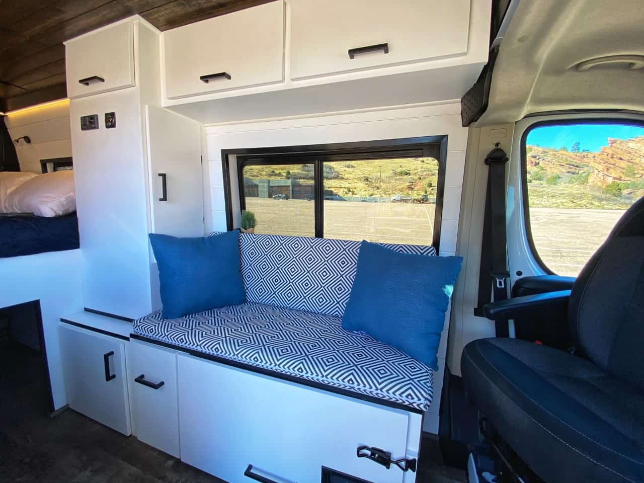 promaster 2500 ram roof wb